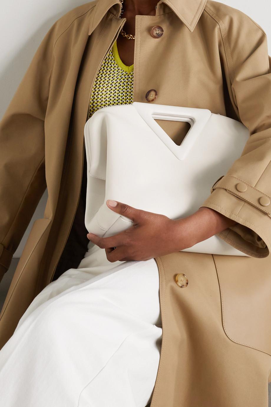 Bottega Veneta Sac à main en cuir Point Medium