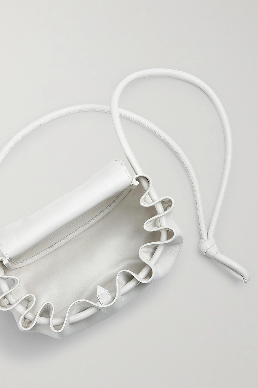 Bottega Veneta Beak small leather shoulder bag