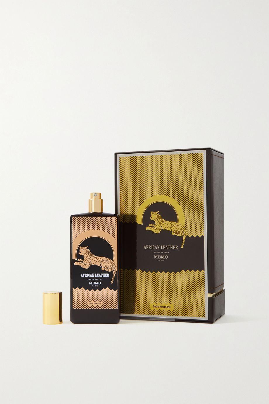 Memo Paris Eau de parfum African Leather, 75 ml