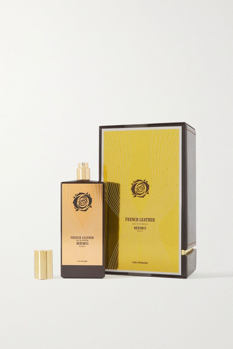 Memo Paris French Leather, 75 ml – Eau de Parfum