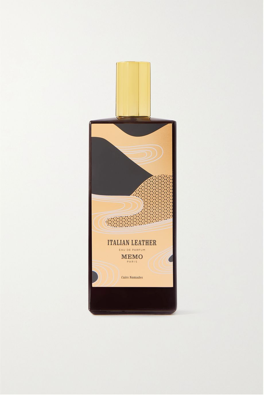 Memo Paris Eau de parfum Italian Leather, 75 ml