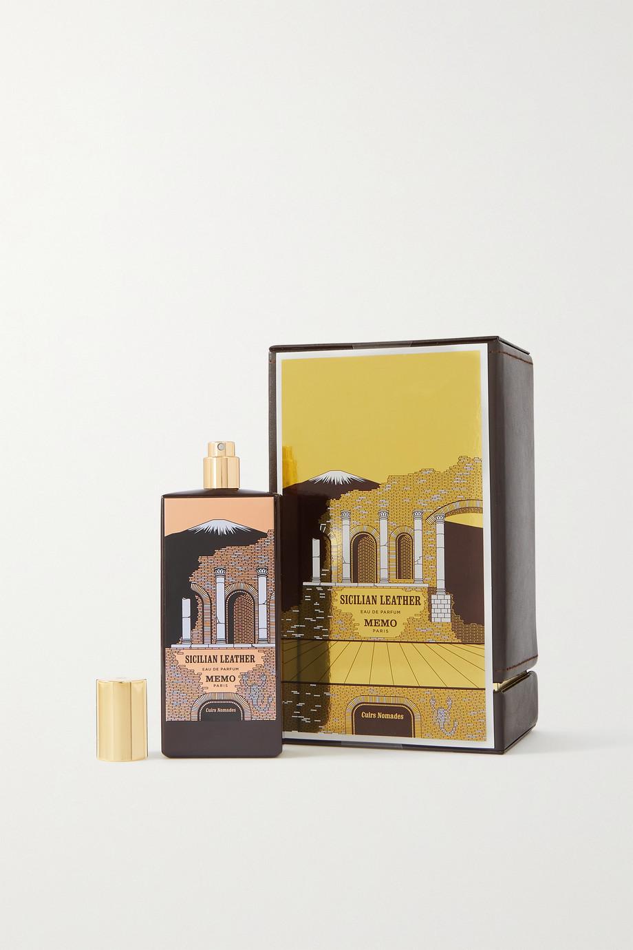 Memo Paris Eau de Parfum - Sicilian Leather, 75ml
