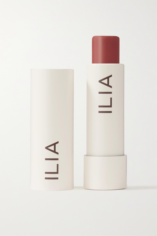 Ilia Balmy Tint Hydrating Lip Balm – Memoir – Getönte Lippenpflege
