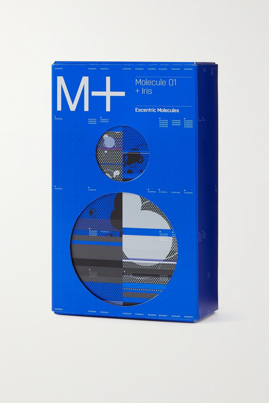 Escentric Molecules Eau de toilette Molecule 01 + Iris, 100 ml