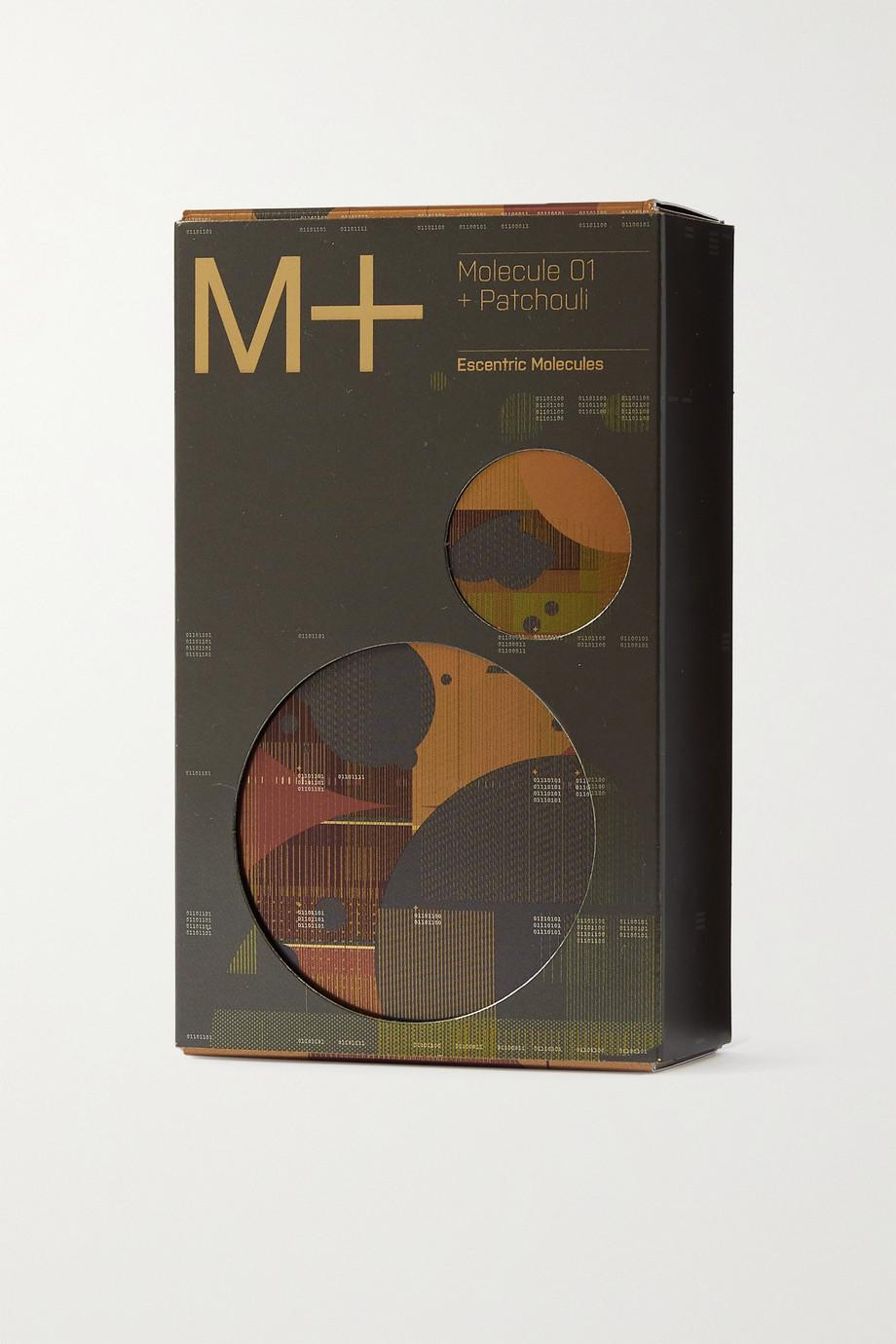 Escentric Molecules Eau de toilette Molecule 01 + Patchouli, 100 ml