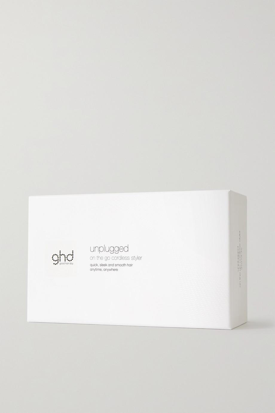 ghd Lisseur sans fil Unplugged On The Go, prise britannique 3 broches