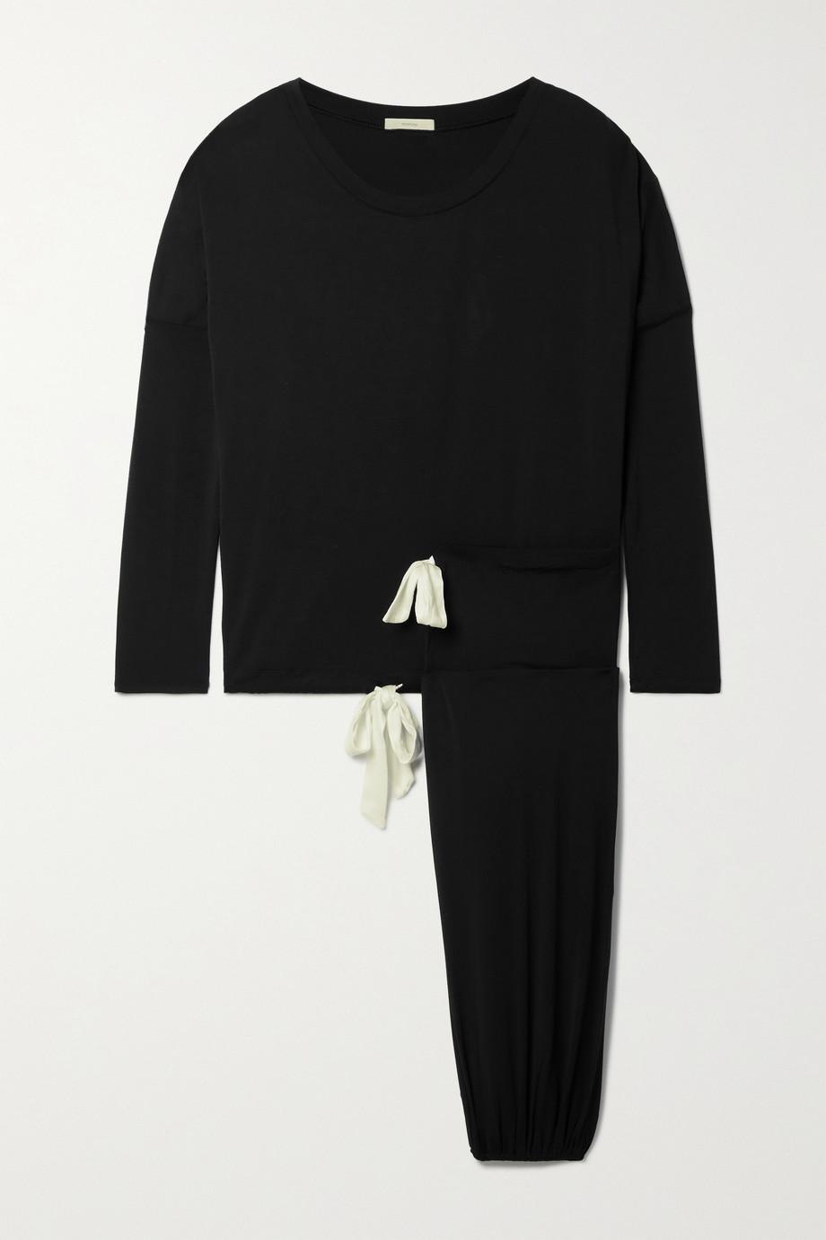 Eberjey Gisele Pyjama aus Stretch-Modal