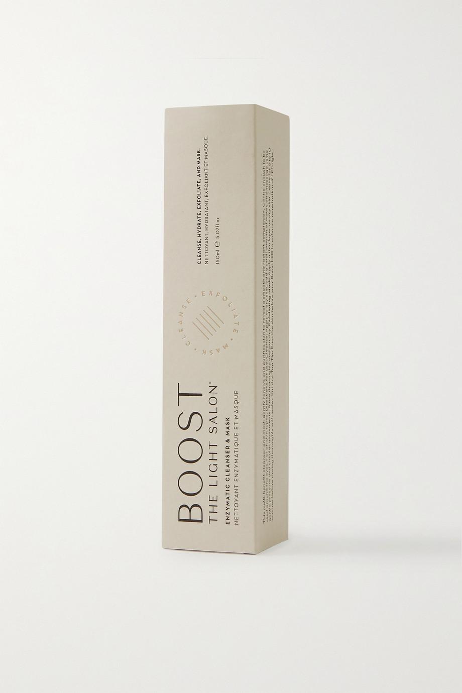 The Light Salon Enzymatic Cleanser & Mask, 150 ml – Reinigungsgel und Gesichtsmaske