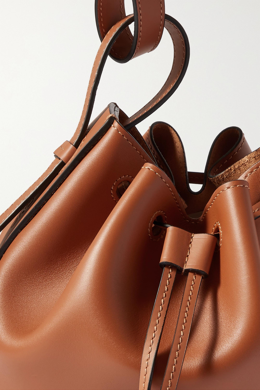 Loewe Balloon small leather bucket bag