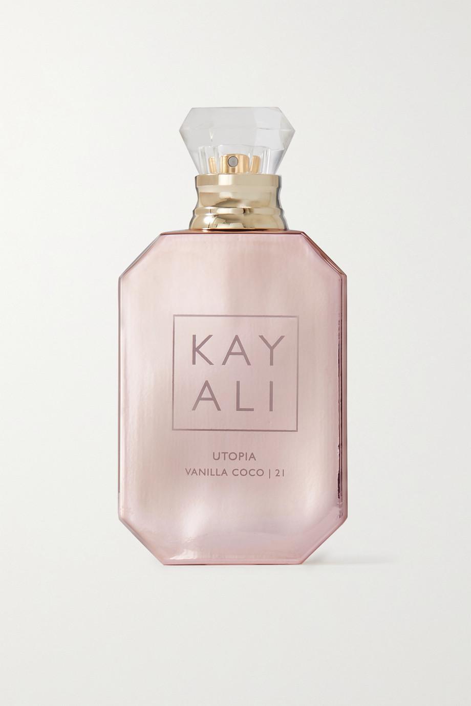 Huda Beauty Eau de parfum Kayali, Utopia Vanilla Coco 21, 100 ml