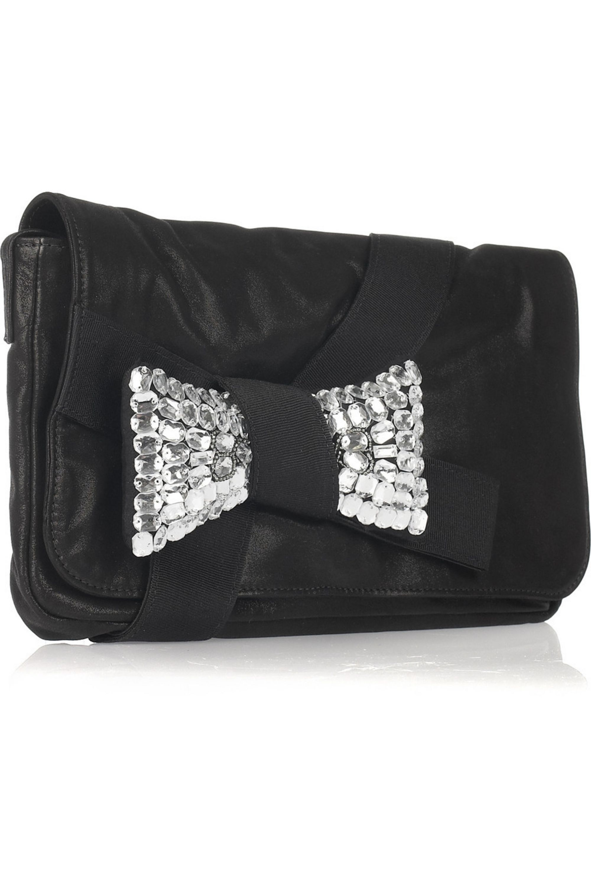 See By Chloé Rodas crystal-embellished leather bag