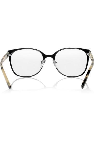 7866f719b5e Tokyo D-frame metal and acetate optical glasses
