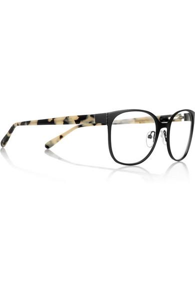 6202e931cf3 Prism. Tokyo D-frame metal and acetate optical glasses