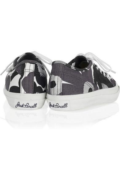 sports shoes 18a2e 4358e Converse. Marimekko Jack Purcell Helen sneakers