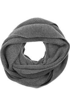 Модные шарфы 2012: вязаные шарфы 2012, вязаный шарф хомут, вязанные...
