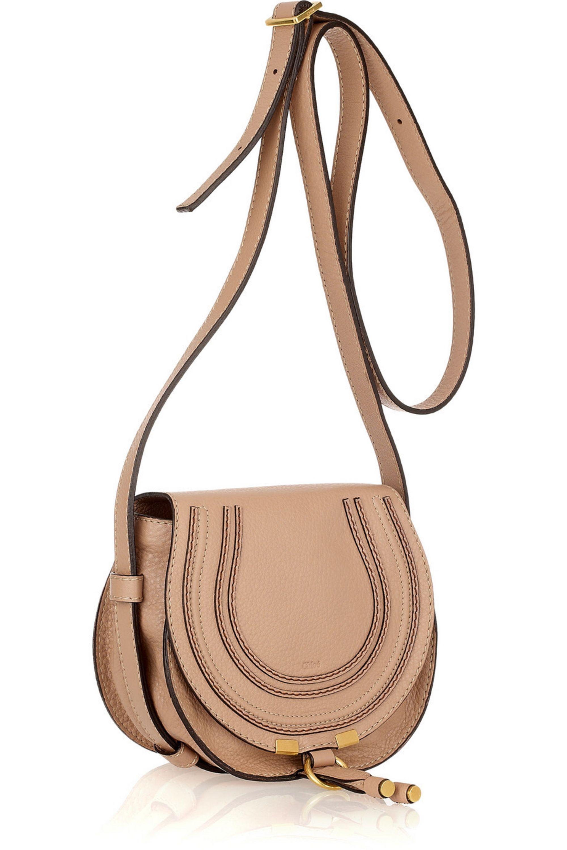 Chloé Marcie Small leather satchel