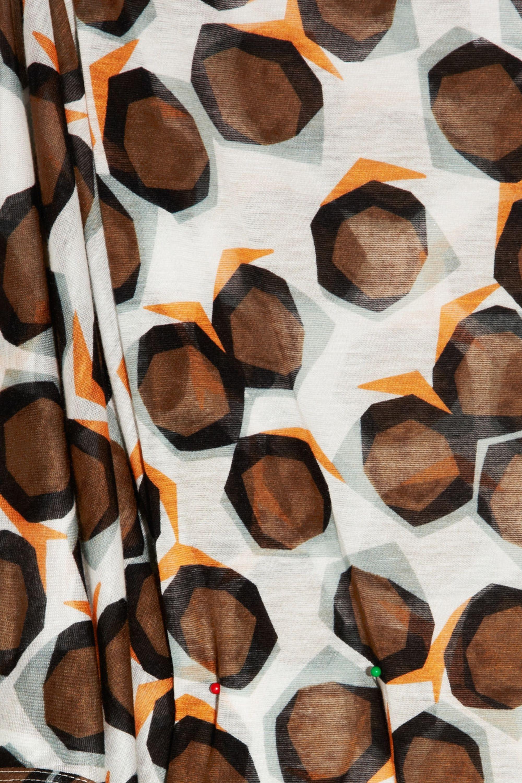 Diane von Furstenberg Markie fine-jersey tunic