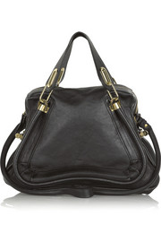 The Paraty medium leather shoulder bag