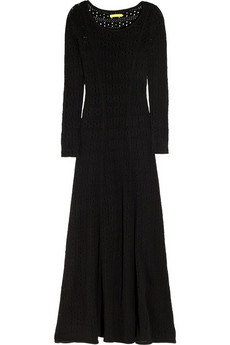 Catherine Malandrino | Crocheted wool-blend maxi dress | NET-A-PORTER.COM from net-a-porter.com