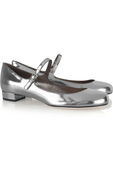 29d8ff5bece Patent-leather Mary Jane pumps