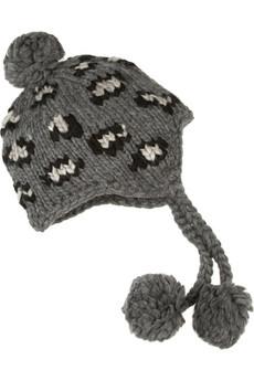 вязание спицами шапок молодежные, вязаная шапочка для игрушки.