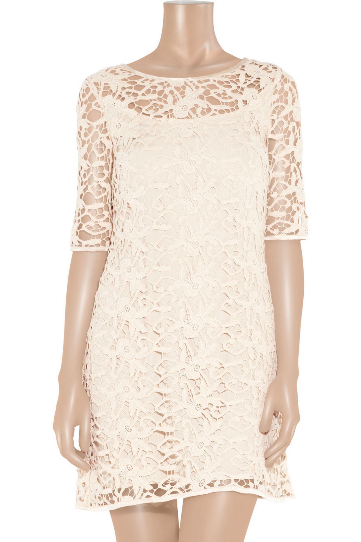 Temperley London Lace dress