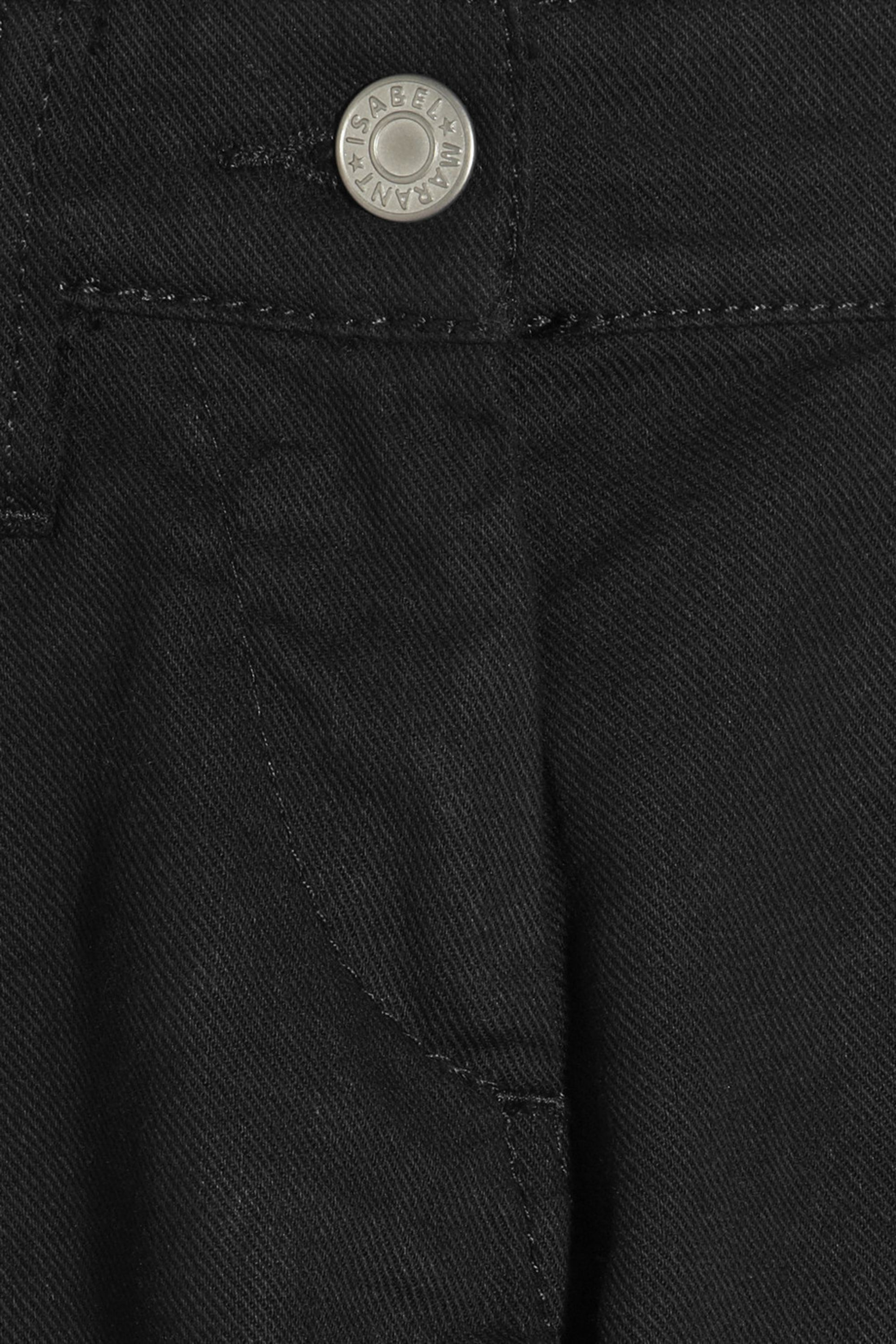 Isabel Marant Renell embroidered skinny jeans