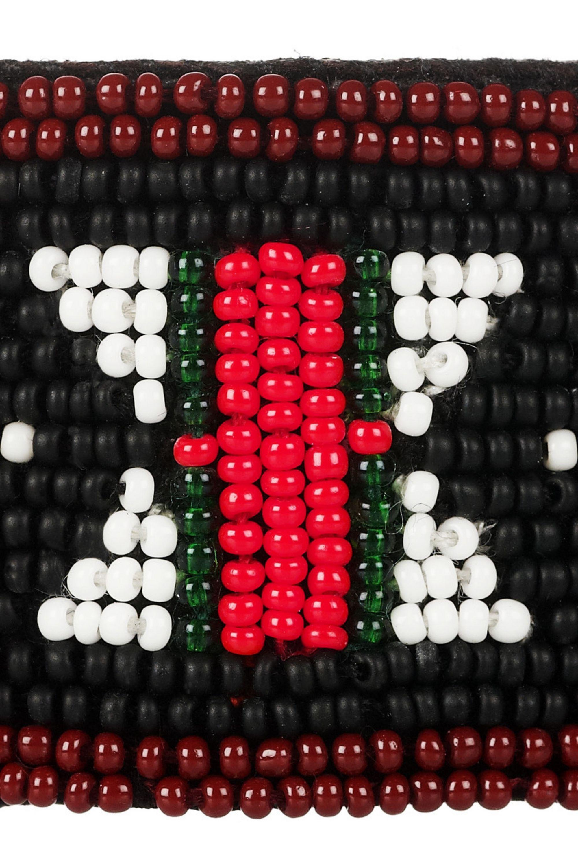 Isabel Marant Ojibwe Boy beaded cuff