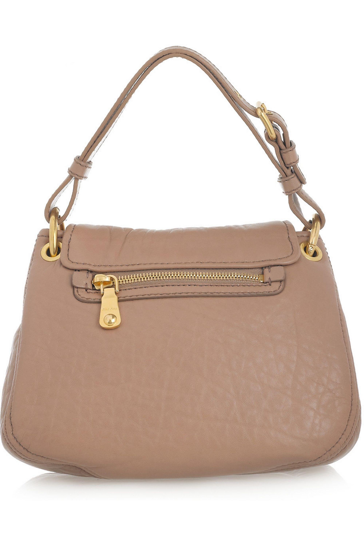 Miu Miu Nappa leather shoulder bag