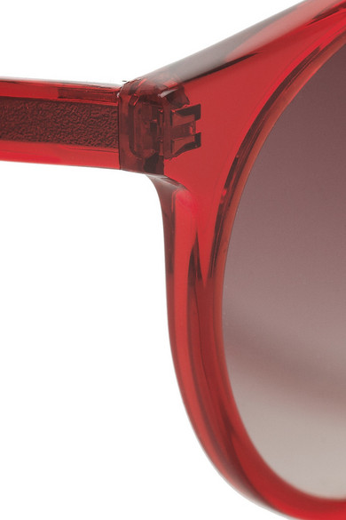 a1755fd19a Selima Optique. Andy round-frame acetate sunglasses.  325. Zoom In