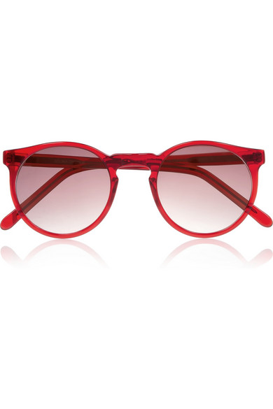 c8bed9e2ff Selima Optique. Andy round-frame acetate sunglasses