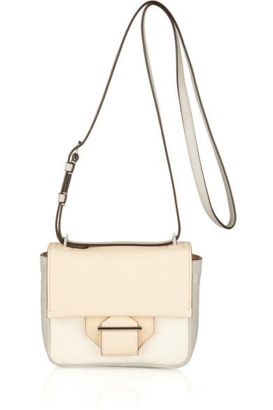 c0f3dca7f712 Reed Krakoff. Leather shoulder bag