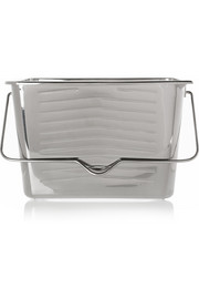 Maison Martin Margiela Objects and Publications Mirrored-stainless steel champagne bucket