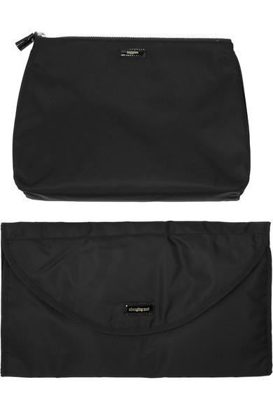 anya hindmarch oakley nylon baby bag net a porter com. Black Bedroom Furniture Sets. Home Design Ideas