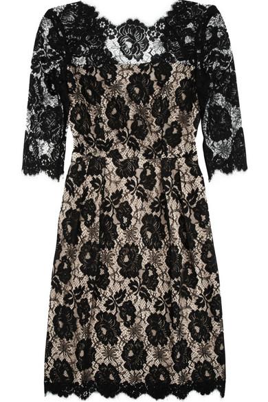 Celia Chantilly Lace Dress