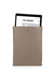 Bottega Veneta Intrecciato leather iPad sleeve