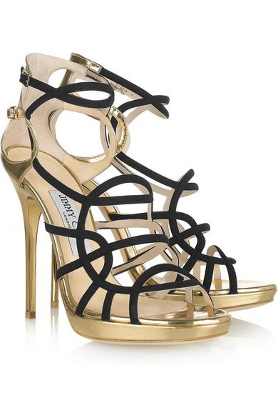 Sandals Net Jimmy com Leather Porter Metallic A ChooBunting 8wnOvmN0