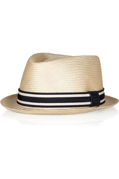 Gucci. Straw boat hat 621c6533c2d