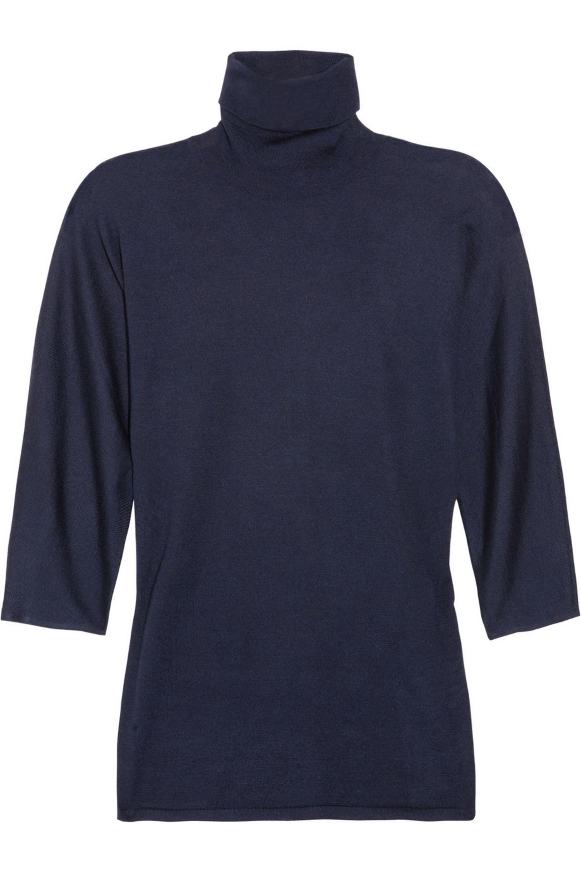 Ralph Lauren Collection Cashmere-blend turtleneck sweater