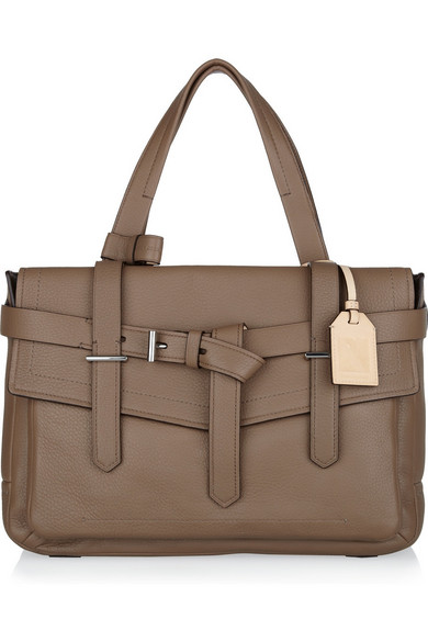 169ff80e7ee7 Reed Krakoff. Soft Boxer 1 textured-leather tote