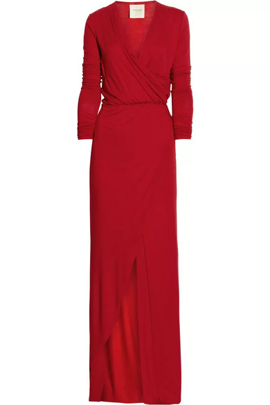Mason by michelle mason maxi dress
