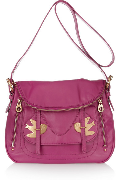 Shoulder Natasha Petal Metal To The Marc Jacobs By Leather pq8xpP4