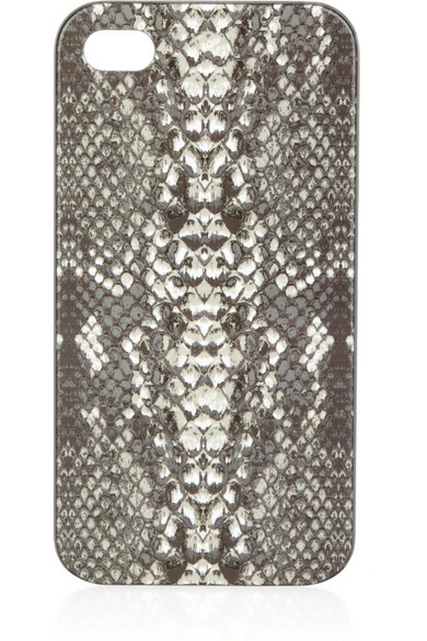 Sale alerts for Supersonic python-print iPhone 4G case Marc by Marc Jacobs - Covvet