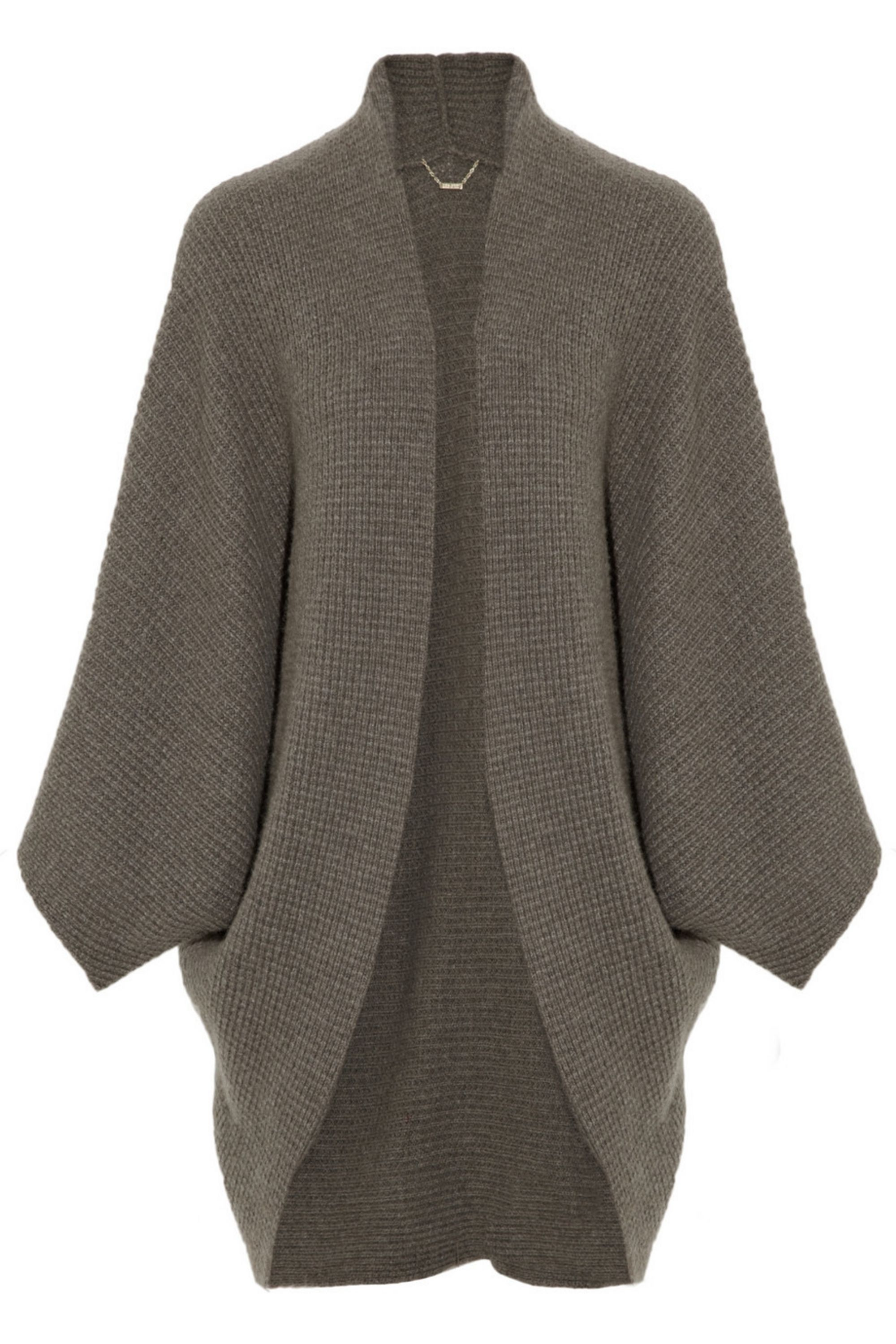 Libby cashmere cocoon cardigan