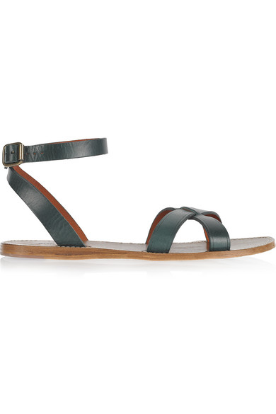 9df509299be00 Merry leather sandals
