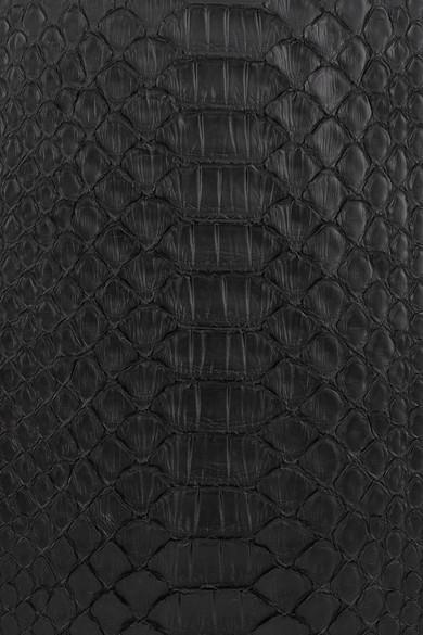 015282288243d Chloé. Elsie python shoulder bag. $2,595.00. Zoom In