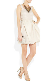 LanvinBubble-skirt silk-gazar dress
