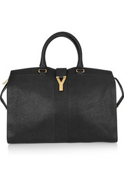 Saint Laurent Cabas Chyc Large leather shopper