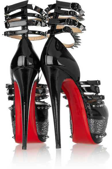 b3e13376cad 20th Anniversary Isolde 160 patent-leather sandals