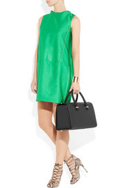 Victoria Beckham The Victoria Mini matte-leather tote